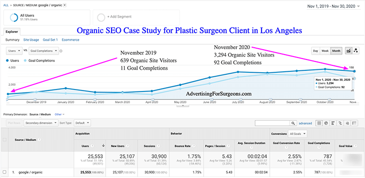 Organic-SEO-Case-Study-for-Client-in-Los-Angeles